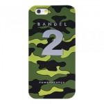 【iPhone6s/6 ケース】天然鉱石入り! BANDEL カモフラージュ No.2