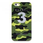 【iPhone6s/6 ケース】天然鉱石入り! BANDEL カモフラージュ No.3