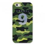 【iPhone6s/6 ケース】天然鉱石入り! BANDEL カモフラージュ No.9