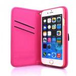 【iPhone6s/6 ケース】光を反射するスマホケース! Reflector Case ピンク