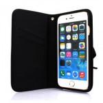 【iPhone6s/6 ケース】光を反射するスマホケース! Reflector Case ブラック