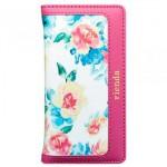 【iPhone6s/6 ケース】rienda サマーフラワー ピンク