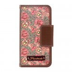 【iPhone6s/6 ケース】Old Nosegay Diary hermosa