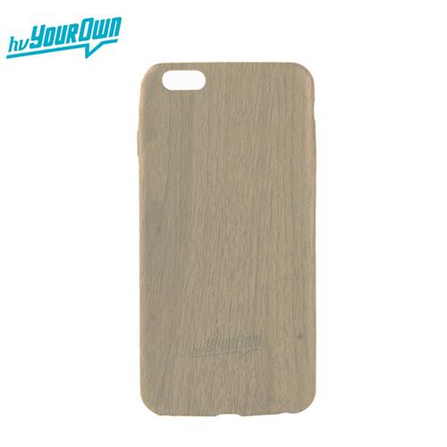 木目調が優しい。触り心地も柔らかいiPhoneケース。