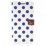【iPhone6 ケース】Style Dot Diary ネイビー