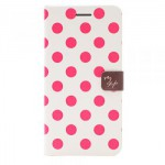 【iPhone6 ケース】Style Dot Diary チェリー