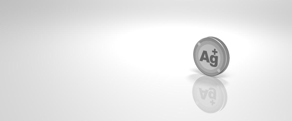 Ag+ 銀イオンの抗菌力