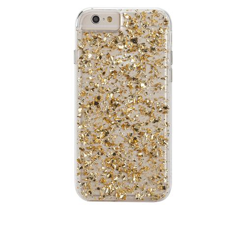 これは贅沢!! 24金を贅沢に使ったiPhoneケース-ゴールドリーフ-〟