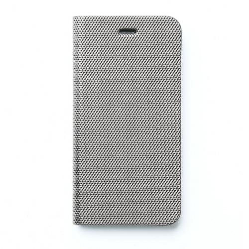 光沢がある-メタル-が格好いい!メタリックカラーの手帳型iPhone SEケース!