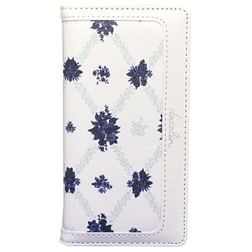 クラシックな花柄デザインがカワイイ!ダズリンの手帳型iPhoneケース
