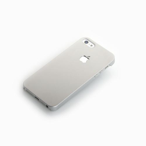 アップルユーザー必見!!リンゴマークをかたどったiPhone SEケース!!