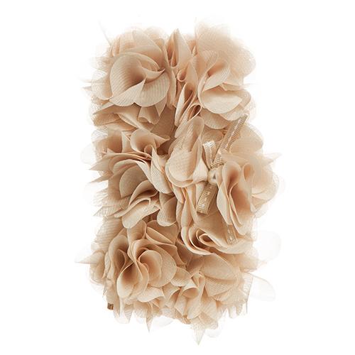 リボンの花が大人カワイイ!手帳型iPhoneケース!