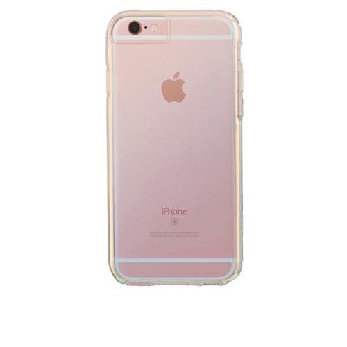 まるで真珠みたい!見る角度によって色が変わるオシャレで丈夫なiPhoneケース!