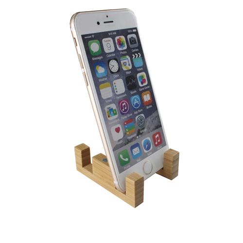 天然木で作るiPhone・iPadスタンド